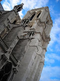 Notre Dame de Paris, France photographie stock