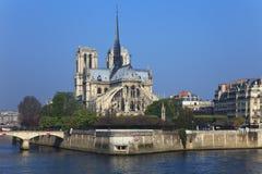 Notre Dame de Paris, France Stock Photos