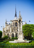 Notre Dame de Paris, France Royalty Free Stock Photo