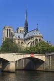 Notre Dame de Paris, France. Stock Photography