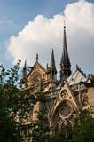 Notre Dame de Paris Royalty Free Stock Image