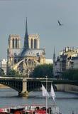 Notre Dame de Paris,. France Stock Photography