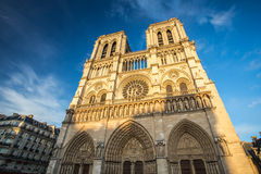 Notre Dame de Paris, France Royalty Free Stock Photos