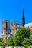 Notre Dame de Paris Stock Photos