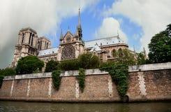 Notre Dame de Paris, France Royalty Free Stock Photography