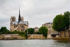 Notre Dame de Paris, France Royalty Free Stock Photos