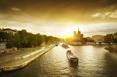 Notre Dame de Paris, France Royalty Free Stock Photo