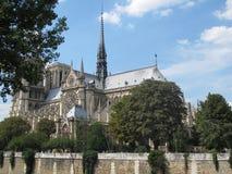 Notre Dame de Paris,France Stock Image