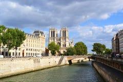 Notre Dame de Paris, Francia Immagine Stock