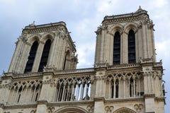 Notre Dame de Paris, Francia Fotografie Stock