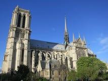 Notre Dame De Paris, Francja Zdjęcie Royalty Free
