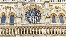 Notre-Dame de Paris Royalty Free Stock Images