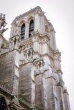 Notre-Dame de Paris. Cathedral in Paris, France Stock Photography