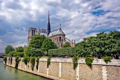 Notre Dame de Paris, Paris Royalty Free Stock Image