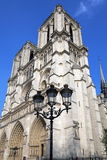 Notre Dame de Paris. Paris, France. Royalty Free Stock Photo