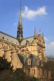 Notre Dame de Paris. Paris, France. fotografia de stock royalty free