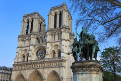 Notre Dame de Paris. Paris. France. fotos de stock royalty free