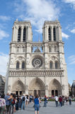 Notre Dame de Paris, Paris, France Royalty Free Stock Photography