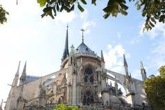 Notre Dame de Paris, Paris, Frankreich Lizenzfreies Stockfoto