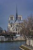 Notre Dame de Paris stock photography