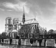 Notre Dame de Paris. Stock Photography