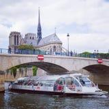 Notre Dame de Paris photographie stock libre de droits