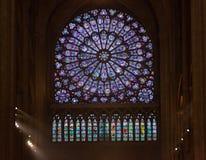 Notre Dame de Pariskathedrale Lizenzfreie Stockbilder