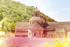 Notre Dame de Senanque, Provence Lizenzfreie Stockfotografie
