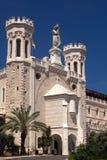 Notre Dame in der alten Stadt von Jerusalem Lizenzfreies Stockbild