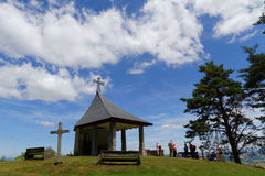 Notre-Dame des Hauteurs Royalty Free Stock Photography