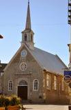Notre-Dame-des-Victoires, Quebec City Stock Photography