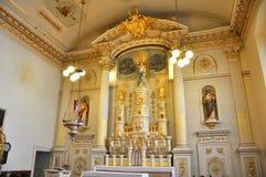 Notre-Dame-des-Victoires, Quebec City Royalty Free Stock Image