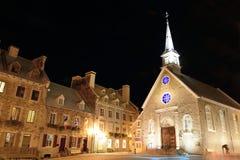 Notre-Dame des Victoires Stock Photos