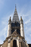Notre Dame, Dijon, Frankreich lizenzfreie stockfotografie
