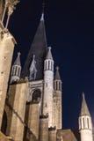 Notre Dame, Dijon, Frankrijk Royalty-vrije Stock Foto's