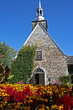 Notre Dame du Cap. On the historic King's Road - Quebec, Canada Royalty Free Stock Images