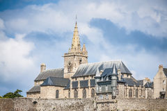 Notre-Dame du cap Lihou Royalty Free Stock Photo