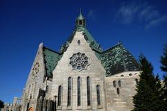 Notre Dame du Lock i Lock de la Madeleine Fotografering för Bildbyråer