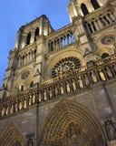 Notre Dame du Parijs Stock Afbeelding