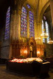 Notre Dame du Pilier chapel Royalty Free Stock Photography