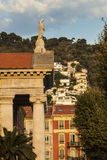 Notre-Dame du Port Church in Nice Stock Photos