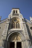 Notre Dame du Rocher - Sainte Eugenie Church, Biarritz. France Stock Photo