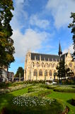 Notre-Dame du Sablon royalty-vrije stock foto's