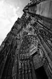 Notre Dame Francia Foto de archivo