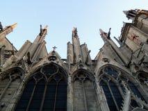 Notre Dame Gargoyles Stock Photos