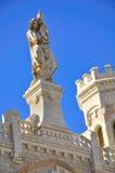 Notre Dame.  Jerusalem. Stock Photo