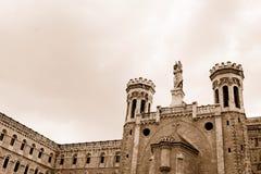 Notre Dame of Jerusalem. Stock Image
