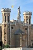 Notre Dame of Jerusalem Center Royalty Free Stock Photography