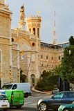 Notre Dame of Jerusalem Center St. Louis French Hospital Stock Image
