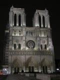 Notre Dame la París Imagen de archivo libre de regalías